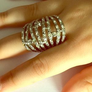 Jewelry - Bcbg Silver color ring